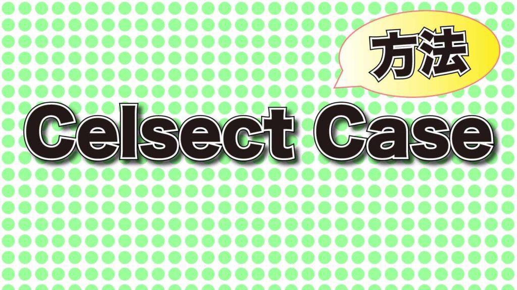 Select Case文の使用方法